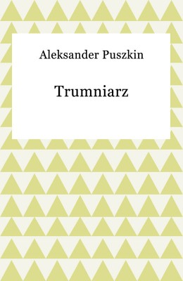 okładka Trumniarz, Ebook | Aleksander Puszkin