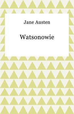 okładka Watsonowie, Ebook | Jane Austen