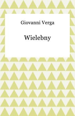 okładka Wielebny, Ebook | Giovanni Verga