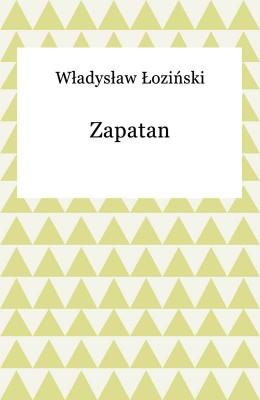 okładka Zapatan, Ebook | Władysław Łoziński