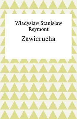 okładka Zawierucha, Ebook | Władysław Reymont
