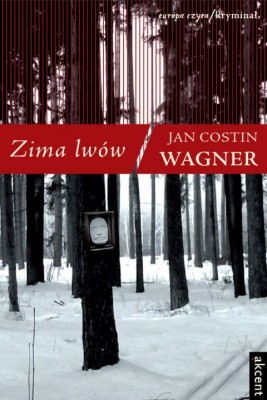 okładka Zima lwów, Ebook | Jan Costin Wagner