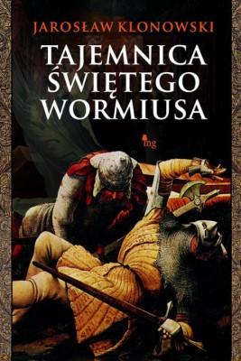 okładka Tajemnica świętego Wormiusa, Ebook   Jarosław Klonowski