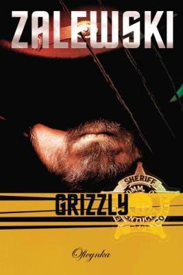 okładka Grizzly, Ebook   Adam Zalewski