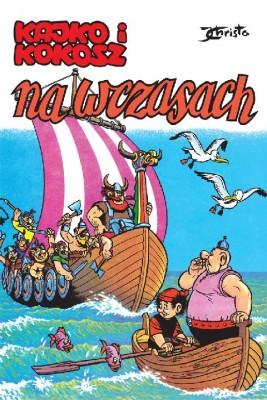 okładka Kajko i Kokosz - Na wczasach, Ebook | Janusz Christa