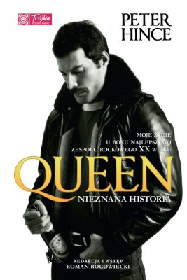 okładka Queen. Nieznana historia, Ebook | Peter Hince