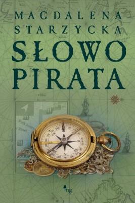 okładka Słowo pirata, Ebook | Magdalena Starzycka