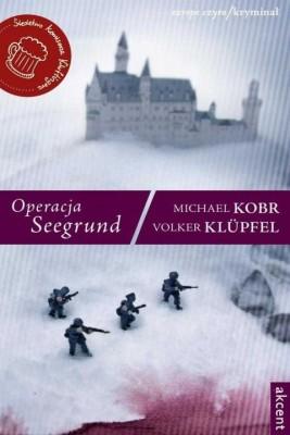 okładka Operacja Seegrund, Ebook | Michael Kobr, Volker Klüpfel