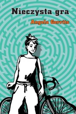 okładka Nieczysta gra, Ebook | Angela Gerrits