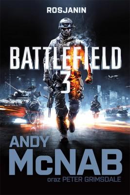 okładka Battlefield 3: Rosjanin, Ebook | Andy McNab, Peter Grimsdale