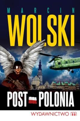 okładka Post-Polonia, Ebook   Marcin Wolski