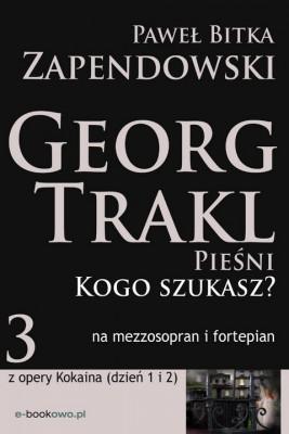 okładka Kogo szukasz, Ebook   Paweł Zapendowski