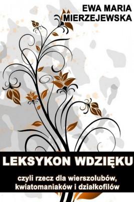 okładka Leksykon wdzięku, Ebook   Ewa Maria Mierzejewska