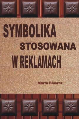 okładka Symbolika stosowana w reklamach, Ebook | Marta Bluszcz