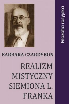 okładka Realizm mistyczny Siemiona L. Franka, Ebook | Barbara Czardybon