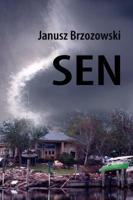 okładka Sen, Ebook | Janusz Brzozowski