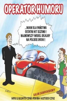 okładka Operator humoru, Ebook | Rafał Kado