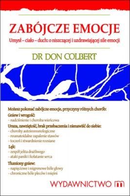 okładka Zabójcze emocje, Ebook | Don Colbert