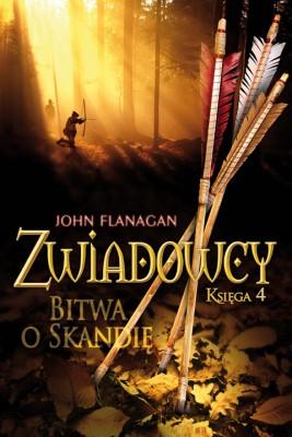 okładka Zwiadowcy 4: Bitwa o Skandię, Ebook | John Flanagan