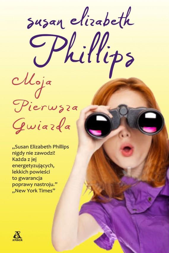 okładka Moja pierwsza gwiazda. Ebook   EPUB, MOBI   Susan Elizabeth Phillips