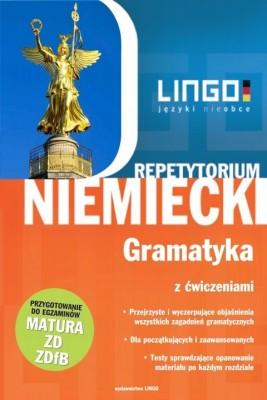 okładka Niemiecki. Gramatyka z ćwiczeniami. Repetytorium, Ebook   Tomasz Sielecki