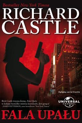 okładka Fala upału, Ebook | Richard Castle