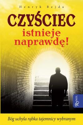 okładka Czyściec istnieje naprawdę !, Ebook | Henryk Bejda