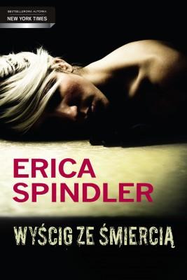 okładka Wyścig ze śmiercią, Ebook | Erica Spindler