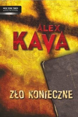 okładka Zło Konieczne, Ebook | Alex Kava