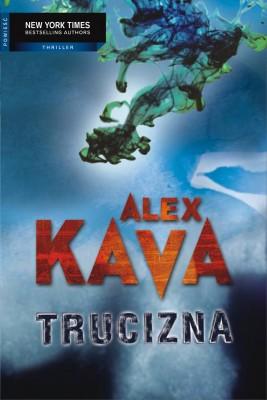 okładka Trucizna, Ebook | Alex Kava