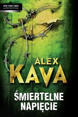 okładka Śmiertelne napięcie, Ebook | Alex Kava