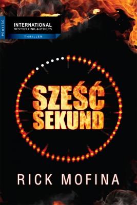 okładka Sześć sekund, Ebook   Rick Mofina