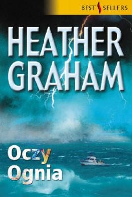 okładka Oczy Ognia, Ebook   Heather Graham