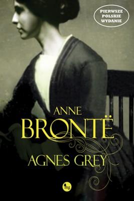 okładka Agnes Grey, Ebook | Anne Bronte