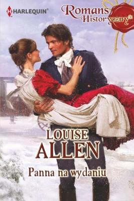 okładka Panna na wydaniu, Ebook | Louise Allen