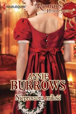okładka Nieproszona miłość, Ebook | Annie Burrows