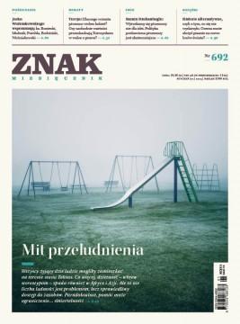 okładka ZNAK Miesięcznik nr 692 (1/2013), Ebook | autor zbiorowy