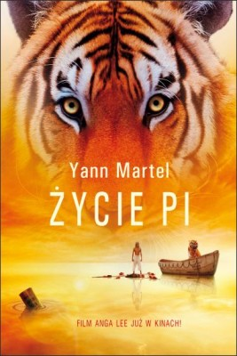 okładka Życie Pi, Ebook | Yann Martel