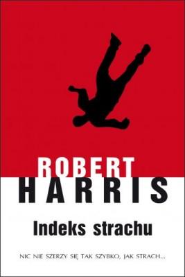 okładka Indeks strachu, Ebook | Robert Harris