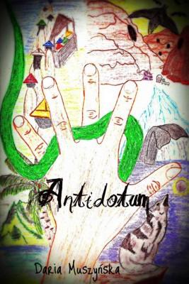 okładka Antidotum, Ebook | Daria Muszyńska