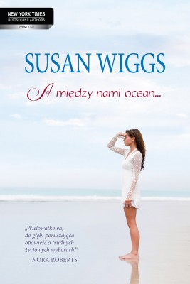 okładka A między nami ocean…, Ebook | Susan Wiggs