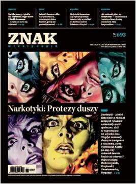 okładka ZNAK Miesięcznik nr 693 (2/2013), Ebook | autor zbiorowy
