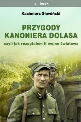 okładka Przygody Kanoniera Dolasa, Ebook | Krzysztof Szmagier