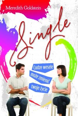 okładka Single, Ebook | Meredith Goldstein