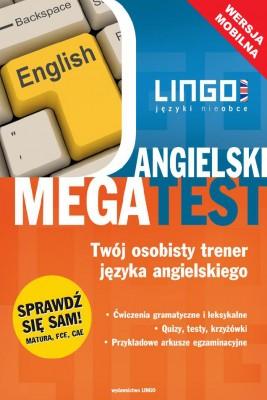 okładka Angielski. Megatest. Wersja mobilna, Ebook | Anna Treger