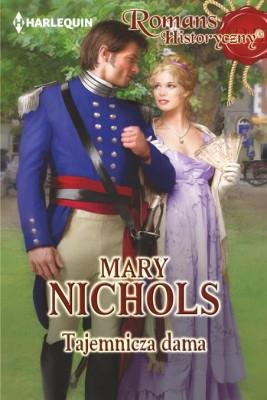 okładka Tajemnicza dama, Ebook   Mary Nichols