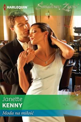 okładka Moda na miłość, Ebook | Janette Kenny