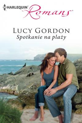 okładka Spotkanie na plaży, Ebook   Lucy Gordon