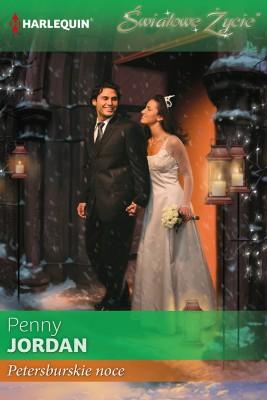 okładka Petersburskie noce, Ebook | Penny Jordan