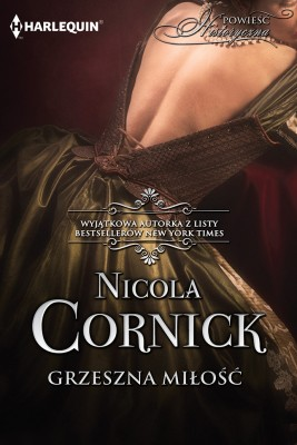 okładka Grzeszna miłość, Ebook | Nicola Cornick